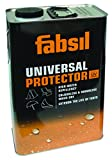 Fabsil Universal Silicone Water Proofer - Black, 1 Litre