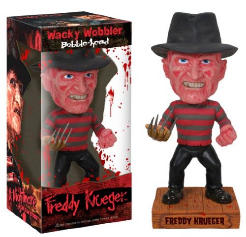 Funko – Wacky Wobblers: Horror Movie: Freddy - Film-franchise Halloween