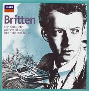Britten Edition - Instrumental (Decca box set)