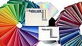 Coloraid - Farbpalette - Farbhilfe - Farbmuster - Gr.1 (5 x 7,5 cm)