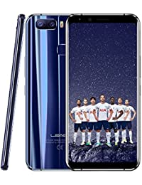 Leagoo S8 Pro Smartphone 4G Phablet Android 7.0 5,99 Zoll Helio P25 Octa Core 2,6 GHz 6 GB RAM 64 GB ROM 13.0MP+5.0MP Dual Rückseiten-Kameras