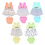 Best Girl Clothes - Sathiyas Baby Girls Dresses (Pack of 5) Review