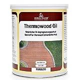 1 Liter Thermowood Natur Thermoholz Öl Holzöl (Natur - 08)