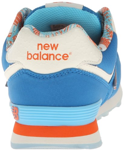 New Balance Classic Traditionnel Royal Youths Trainers Royal