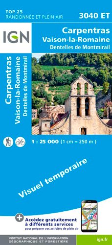 Descargar Libro 3040ET CARPENTRAS VAISON LA ROMAINE de COLLECTIF