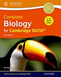 Complete Biology for Cambridge IGCSE Print Student Book 2014: Trusted, comprehensive, and revised (Complete Science Igcse)