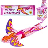 12 x Pink Flying Fairy Gliders