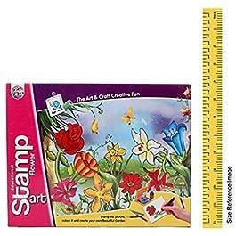 GiantStationery Shumee per Bambini in Legno Forest Friends Francobolli, Giocattolo educativo, Sicuro