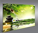Impression sur toile Wasser Zen V3 1p Image sur toile - Images - Photo - Tableau - Tableaux - déco murale