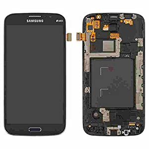 Skiliwah® blau Ersatz für Samsung Galaxy Mega I9152I9150I9158LCD-Digitizer Display mit Rahmen + Werkzeug
