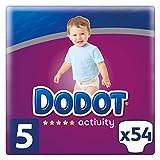 Dodot Activity Pañales Talla 5, 54 Pañales,...