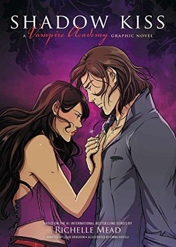 Shadow Kiss: A Vampire Academy Graphic Novel (Vampire Academy Graphic Novels) por Richelle Mead
