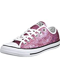 Converse All Star Ox W Calzado passion pink