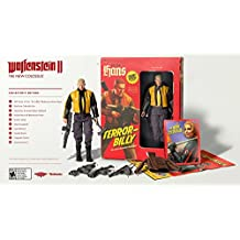 Wolfenstein 2 : The New Colossus Collector's Edition : Playstation 4 , ML