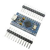 Aihasd Pro Micro ATmega32U4 5V 16MHz with 2 row pin header For Arduino For Leonardo