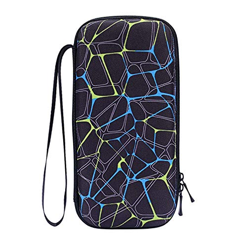 n Aufbewahrungs Tasche Tasche Für Texas Instruments Ti-Nspire Cx Cas Rechner Schwarz ()