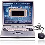 #2: V.G Marketing Pvt Ltd Educational Notebook Computer with 22 Activities & Games - Kid's Laptop