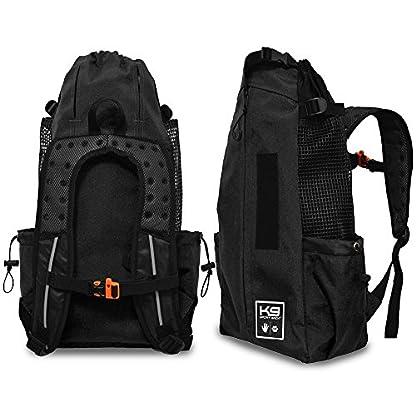 K9 Sport Sack | Dog Carrier Backpack for Small and Medium Pets | Front Facing Adjustable Dog Backpack Carrier | Fully… 2