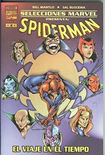 Selecciones Marvel numero 02: Spiderman