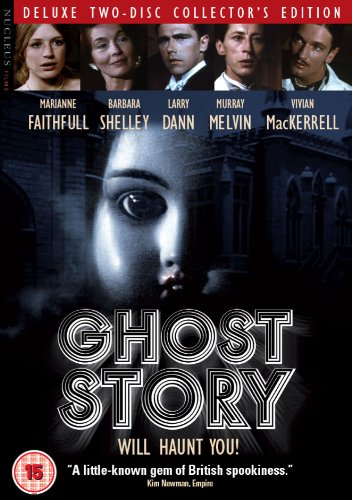 Price comparison product image Ghost Story [DVD] [1974]