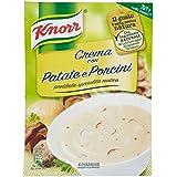 Knorr - Crema con Patate e Porcini, con Ingredienti Naturali - 100 g