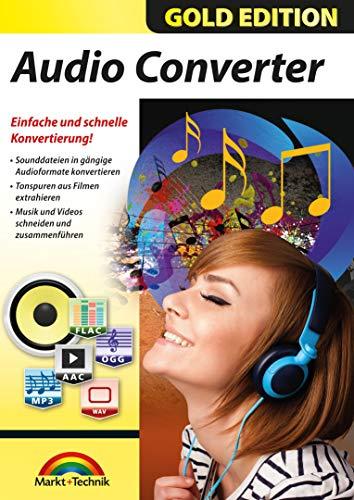 Audio Converter - Sound Dateien bearbeiten, konvertieren, umwandeln für Windows 10 / 8.1 / 7 / Vista -