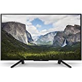 Sony 108 cm (43 inches) Bravia Full HD Smart LED TV KLV-43W662F (Black) (2018 model)