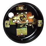 MZA Rücklichtunterteil für Rücklicht rund, Ø100mm - Simson S50, KR51/2 Schwalbe