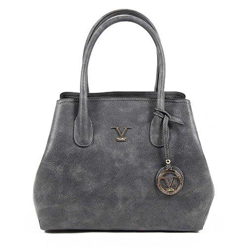 Versace 19.69 Abbigliamento Sportivo Srl Milano Italia Womens Handbag VE04 GREY Grey