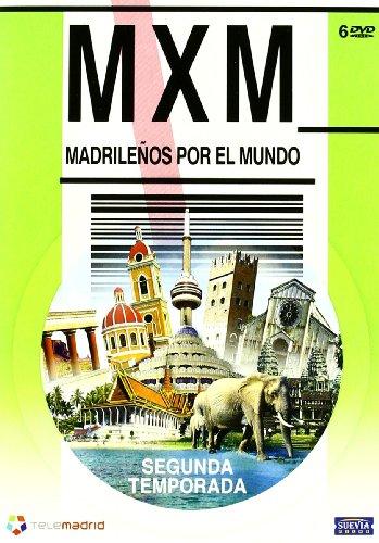 madrileos-por-el-mundo-2-temporada-import-dvd-2014