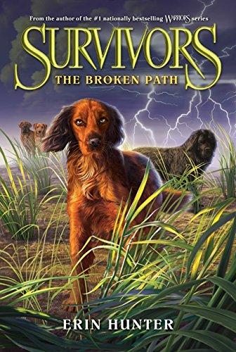 Survivors 04: The Broken Path por Erin Hunter