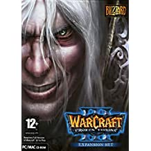 Warcraft III : Frozen Throne (expansion set)