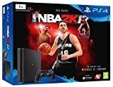 PlayStation 4 Slim (PS4) 1TB - Consola + NBA 2K17