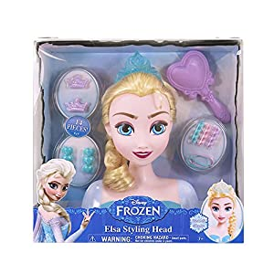 Disney Frozen Elsa Styling Head