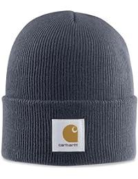 Carhartt A18 Watch Beanie Hat (blue-stone)