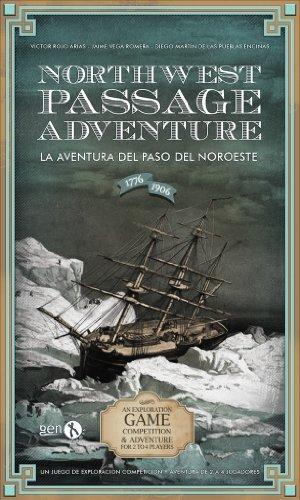 Gen X Games - Northwest Passage Adventure