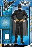 Rubie's 3 880671 M - Deluxe Batman Erwachsene Kostüm, Größe M -