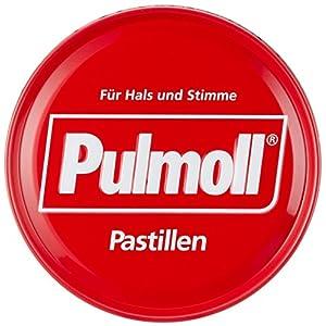 Pulmoll Classic rot, 5er Pack (5 x 75 g)
