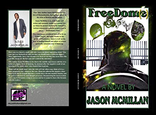 FreeDom(e): A Novel By Jason McMillan (English Edition)