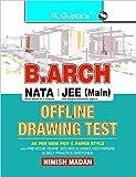 B. Arch/NATA/JEE (Main) Offline Drawing Test