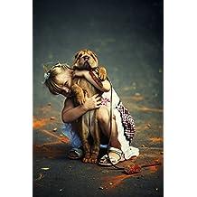 """Impresión artística / Póster: Alex Martyn """"Mary and Milena"""" - Impresión de alta calidad, foto, póster artístico, 50x75 cm"""