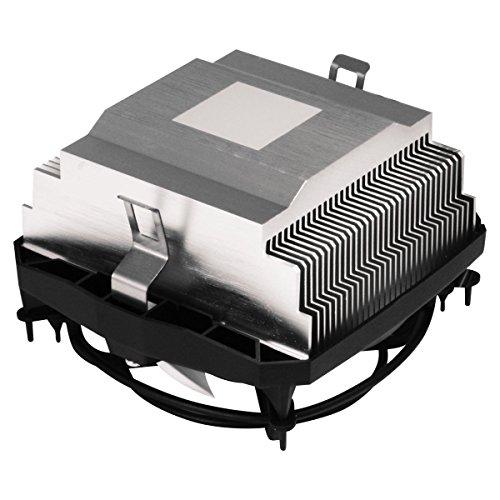 ARCTIC Alpine 64 Pro - Superleiser AMD AM4 CPU Kühler für Mini PCs - durch 92 mm PWM Lüfter bis zu 90 Watt Kühlleistung - Mit voraufgetragener MX-2 Wärmeleitpaste - Einfachen Montagesystems