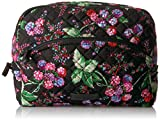 Best Iconic Handbags - Vera Bradley Iconic Large Cosmetic, Winter Berry Review