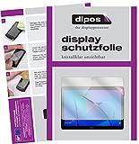 dipos I 2X Schutzfolie klar passend für Huawei Honor Play Pad 2 9,6 Zoll Folie Displayschutzfolie