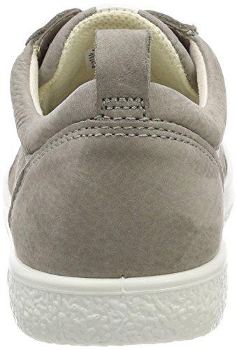 Ecco Ladies Soft 1 Sneaker Grigio (caldo Grigio)