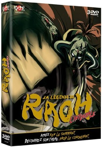 Hokuto No ken: La légende de Raoh Série TV - Intégrale