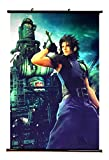 Wallscrolls-Wonderland Final Fantasy 7 Zack Wallscroll Stoffposter Plakat Rollbild 60x90CM