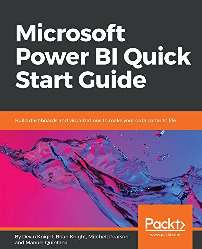 Microsoft Power BI Quick Start Guide: Build dashboards and visualizations to make your data come to life (English Edition) por Devin Knight