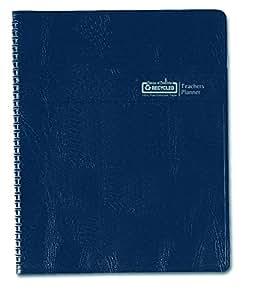 "House of Doolittle Class record planner Agenda insegnante blu 8.5"" x 11 Blue"