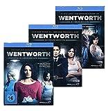 Wentworth - Staffeln 1 + 2 + 3 - Blu-ray-Set [9 Blu-ray]
